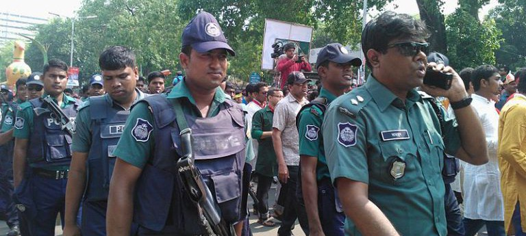 Bangladesh Police Arrest 27 Men for Homosexuality